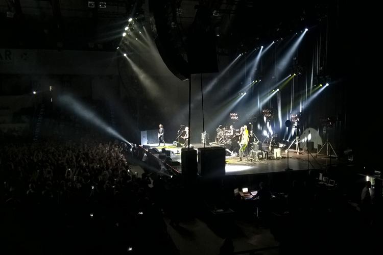 Sting w Warszawie 2017