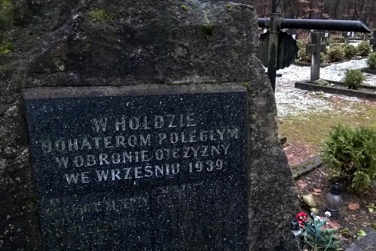 Ścieżka historyczna w Zwierzyńcu