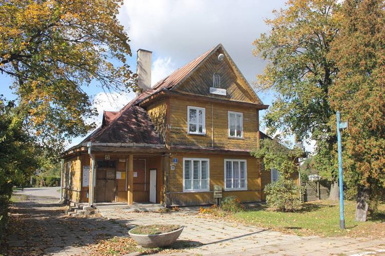 Stacja Leśniczówka