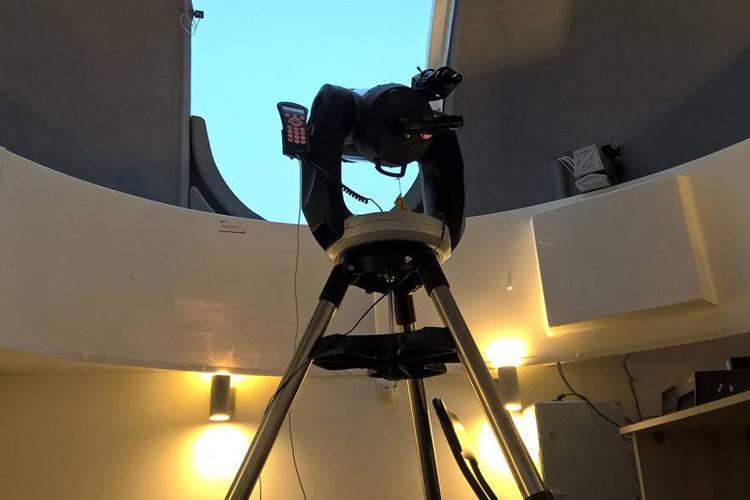 Obserwatorium astronomiczne w Trzeszczanach k. Hrubieszowa