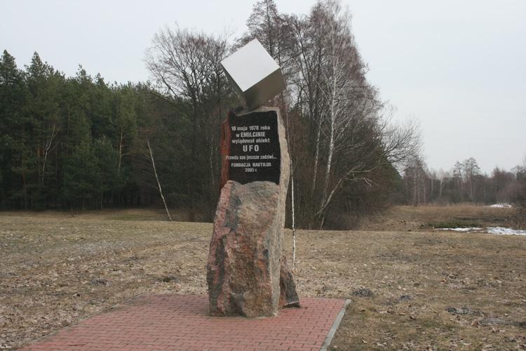 UFO pod Lublinem