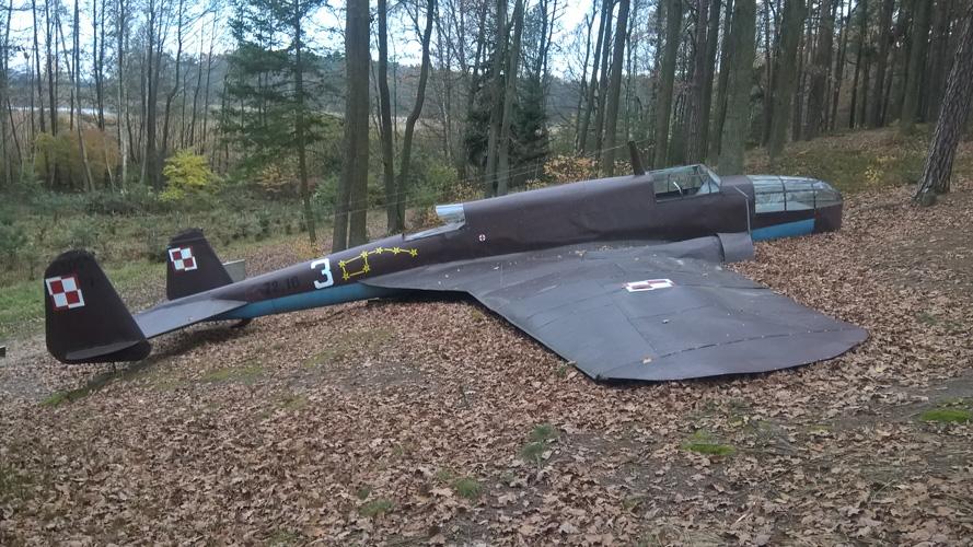 Ciekawa rekonstrukcja samolotu Łoś