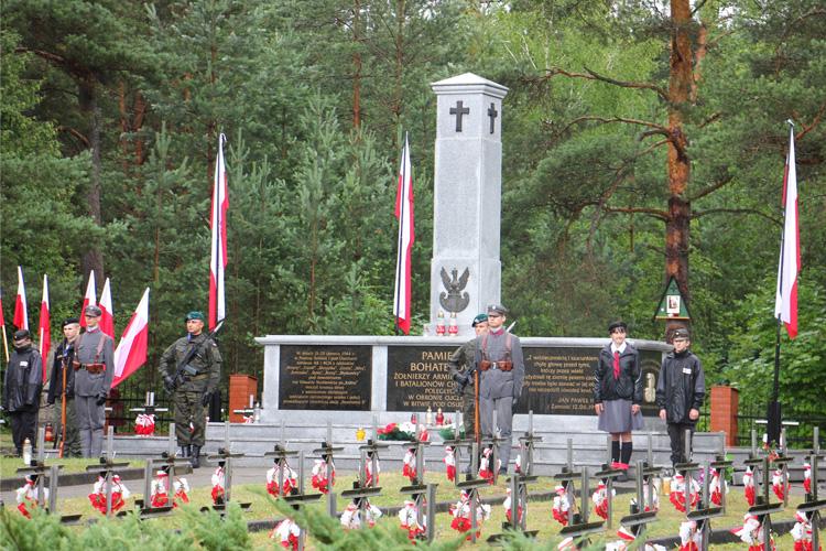 W rocznicę partyzanckiej bitwy pod Osuchami