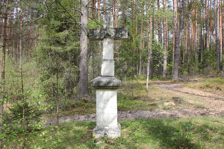 Krzyż pod Długim Kątem