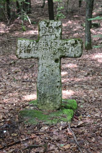 Bełżec, dawny cmentarz epidemiczny