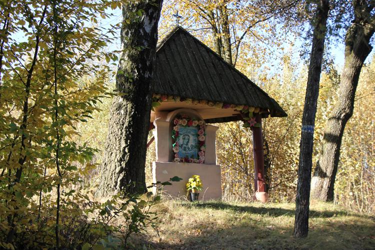 Kapliczka w Grabniku
