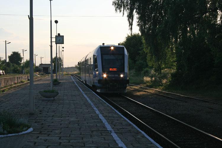 Stacja Susiec