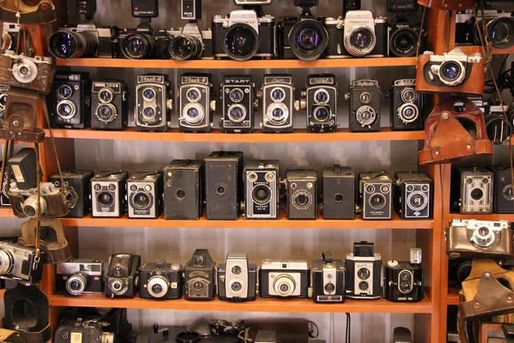 Muzeum starej fotografii w Zamościu