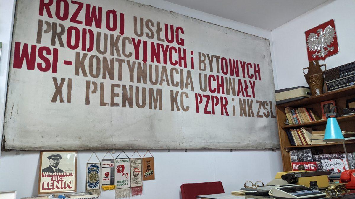 Roztoczańskie Muzeum PRL